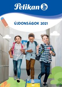 Pelikan újdonságok 2021